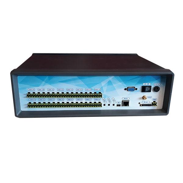 دیتالاگر 16 و کنترل کننده کانال دما